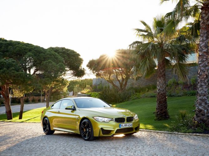 BMW M4-Coupe 2015 Supercar Car Germany Sport 4000x3000 wallpaper