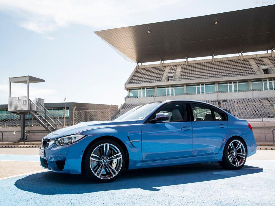BMW M3-Sedan 2015 Supercar Car Germany Sport 4000x3000 wallpaper