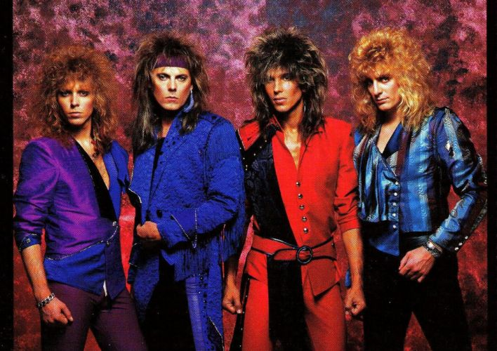 DOKKEN hair metal heavy (40) wallpaper