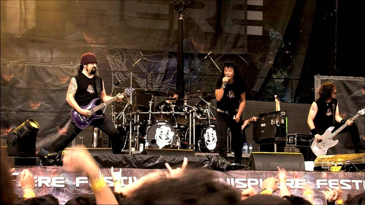 ANTHRAX thrash metal heavy groove (6) wallpaper