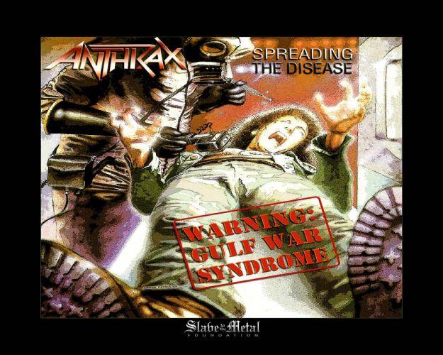 ANTHRAX thrash metal heavy groove (7) wallpaper
