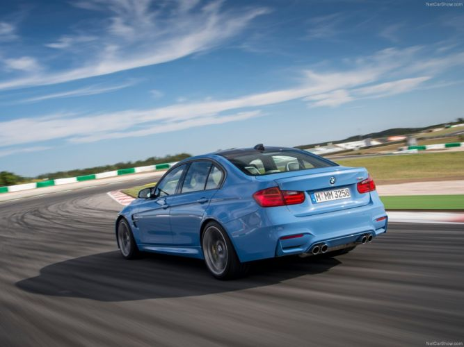 BMW M3-Sedan 2015 wallpaper supercar Germany car sport 4000x3000 wallpaper