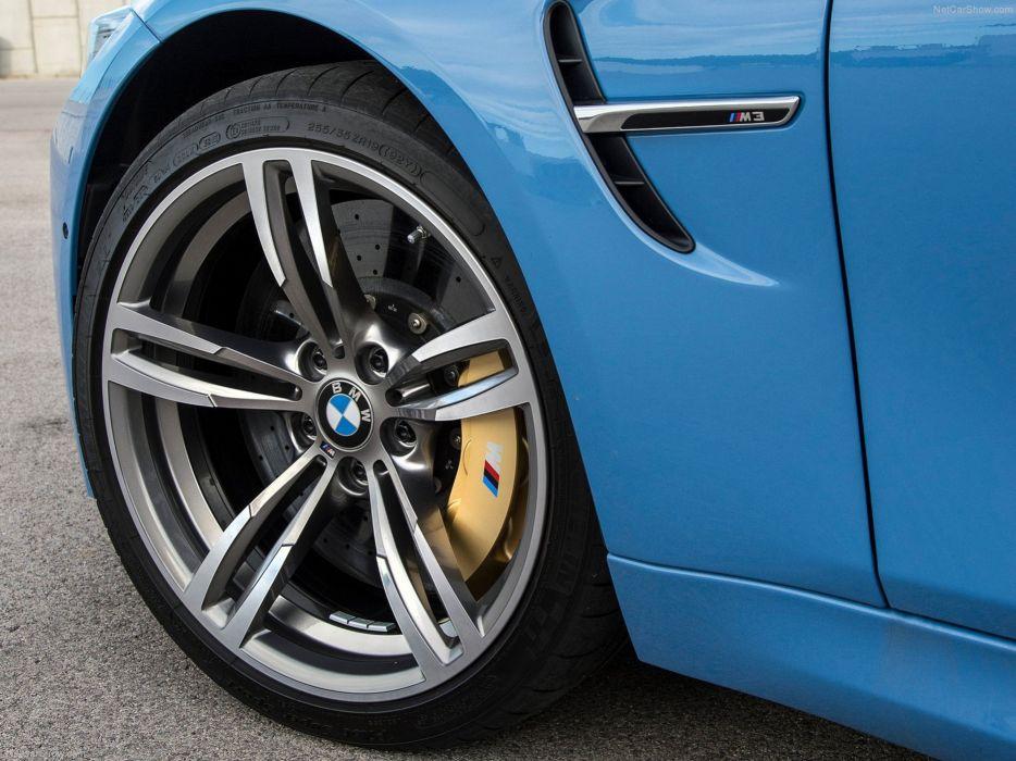 BMW M3-Sedan 2015 wallpaper supercar Germany car sport wheel 4000x3000 wallpaper