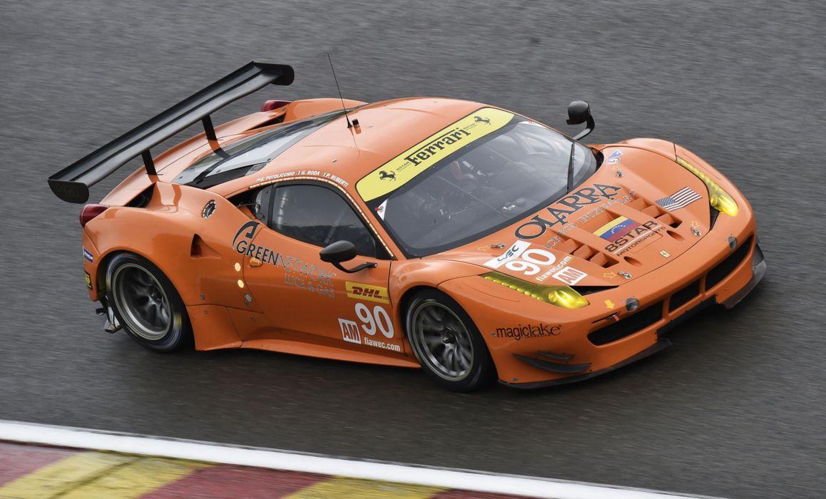 2014 WEC 6 Heures de SPA-Francorchamps Car Race Belgium Racing 8-STAR MOTORSPORTS Ferrari 458 GTC 2 4000x2419 wallpaper