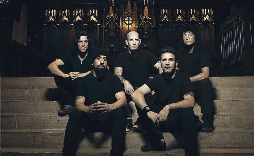 ANTHRAX thrash metal heavy groove (15) wallpaper