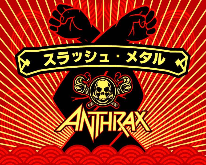 ANTHRAX thrash metal heavy groove (9) wallpaper