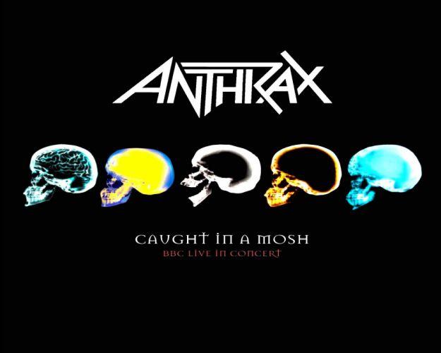 ANTHRAX thrash metal heavy groove (12) wallpaper