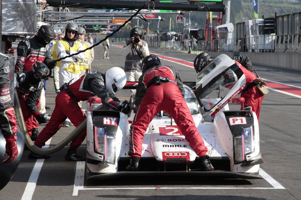 2014 WEC 6 Heures de SPA-Francorchamps Car Race Belgium Racing Audi Sport Team Joest 2014 Audi R18 e-tron quattro LMP1 Box 4000x2664 wallpaper