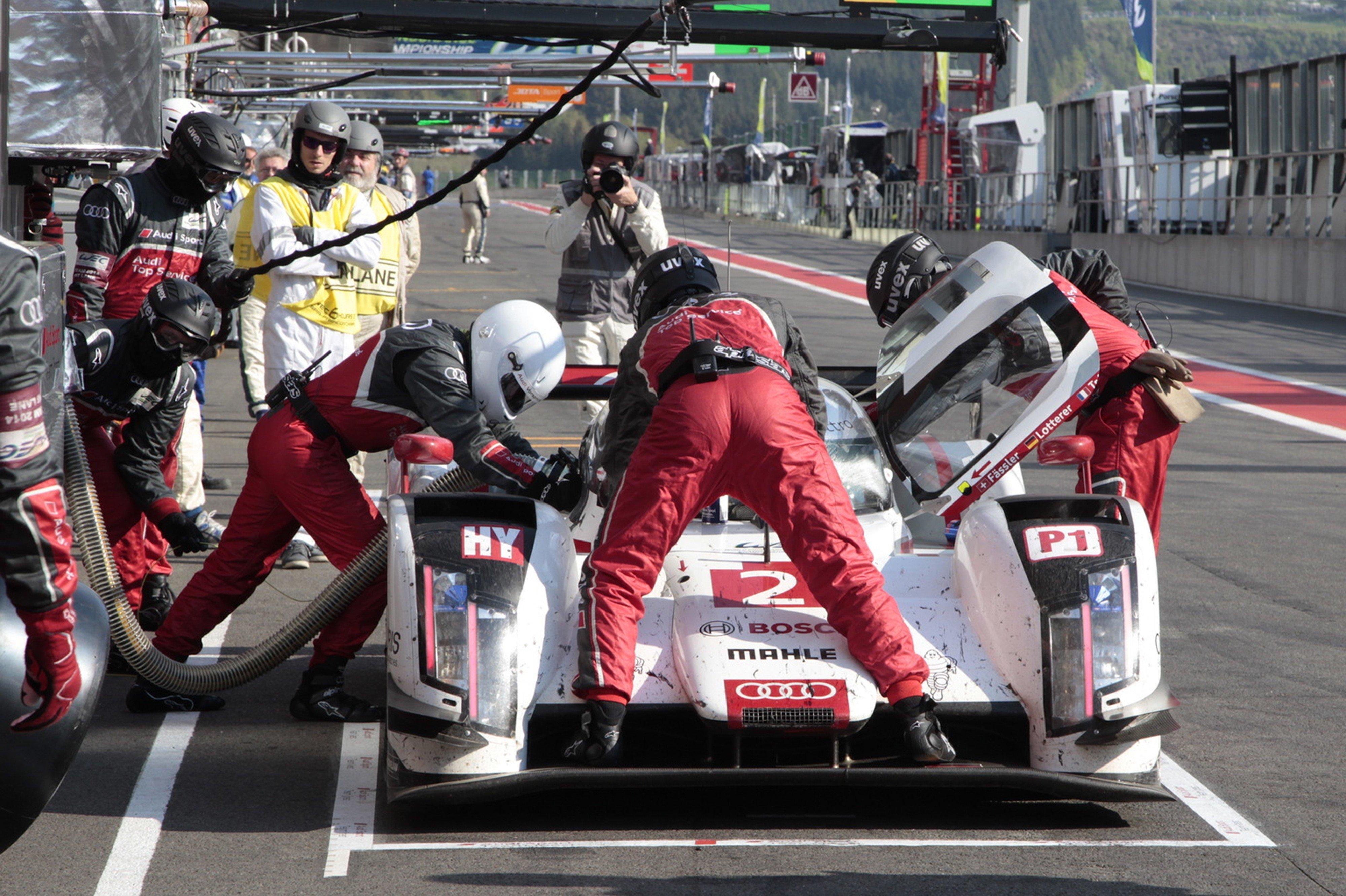 2014 Wec 6 Heures De Spa Francorchamps Car Race Belgium Racing