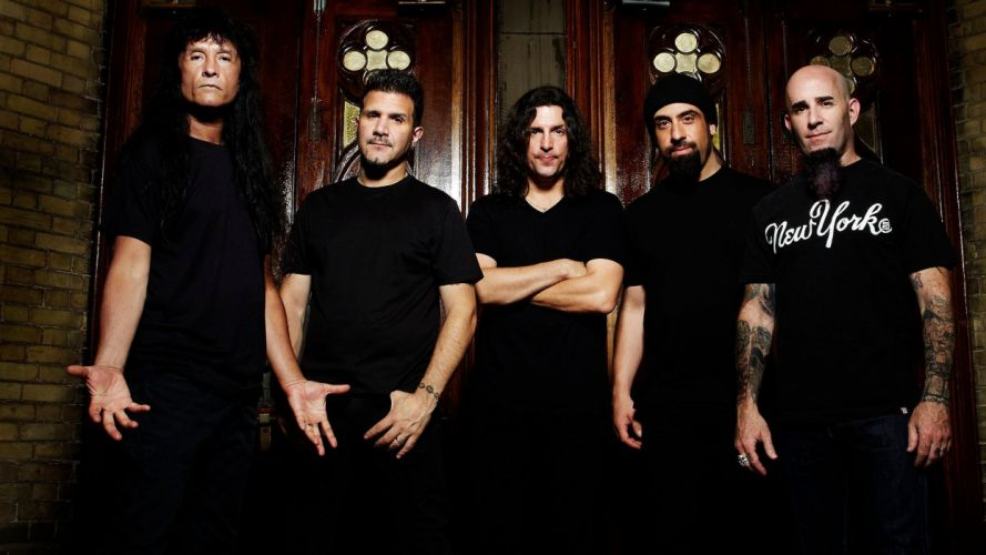 ANTHRAX thrash metal heavy groove (28) wallpaper