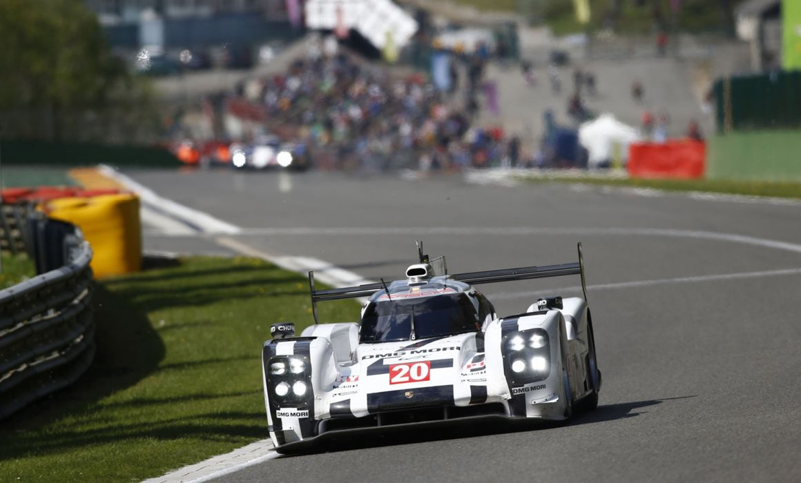 2014 WEC 6 Heures de SPA-Francorchamps Car Race Belgium Racing Porsche Team 2014 Porsche 919 Hybrid 3 4000x2414 wallpaper