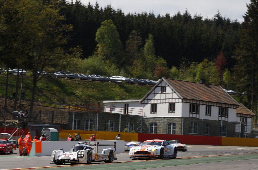 2014 WEC 6 Heures de SPA-Francorchamps Car Race Belgium Racing Porsche Team 2014 Porsche 919 Hybrid 4 4000x2638 wallpaper