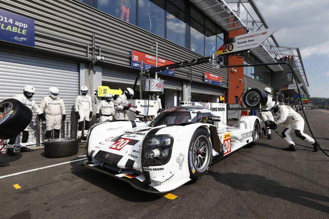 2014 WEC 6 Heures de SPA-Francorchamps Car Race Belgium Racing Porsche Team 2014 Porsche 919 Hybrid 5 4000x2667 wallpaper