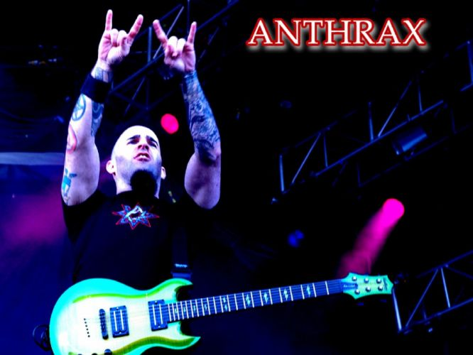 ANTHRAX thrash metal heavy groove (39) wallpaper