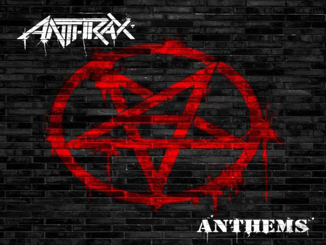 ANTHRAX thrash metal heavy groove (34) wallpaper