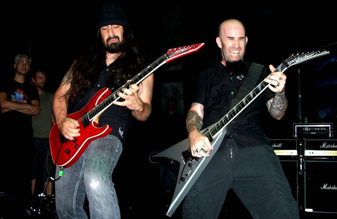 ANTHRAX thrash metal heavy groove (48) wallpaper