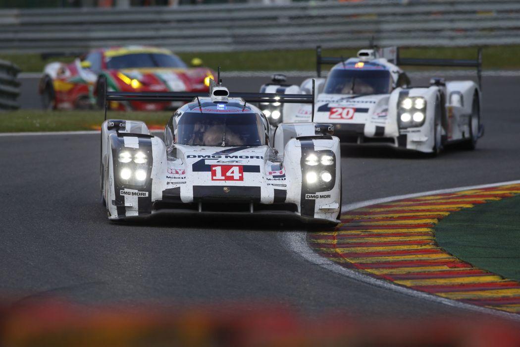 2014 WEC 6 Heures de SPA-Francorchamps Car Race Belgium Racing Porsche Team 2014 Porsche 919 Hybrid LMP1 4000x2667 wallpaper