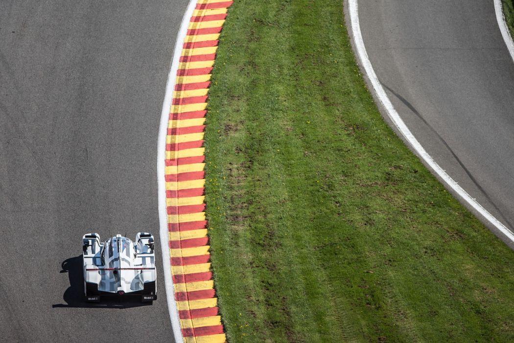 2014 WEC 6 Heures de SPA-Francorchamps Car Race Belgium Racing Porsche Team 2014 Porsche 919 Hybrid LMP1 2 4000x2667 wallpaper