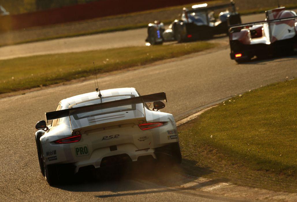2014 WEC 6 Heures de SPA-Francorchamps Car Race Belgium Racing Porsche Team Manthey Porsche 911 RSR 3 4000x2721 wallpaper