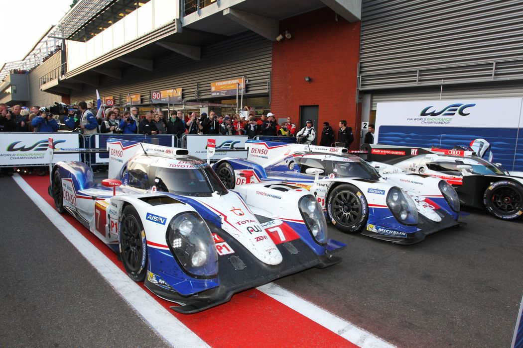2014 WEC 6 Heures de SPA-Francorchamps Car Race Belgium Racing Toyota Racing 2014 Toyota TS040 Hybrid LMP1 4 4000x2667 wallpaper