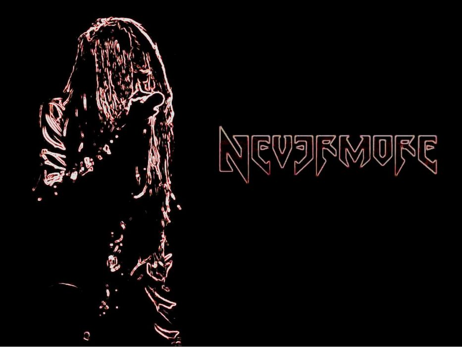NEVERMORE progressive thrash power metal heavy (6) wallpaper