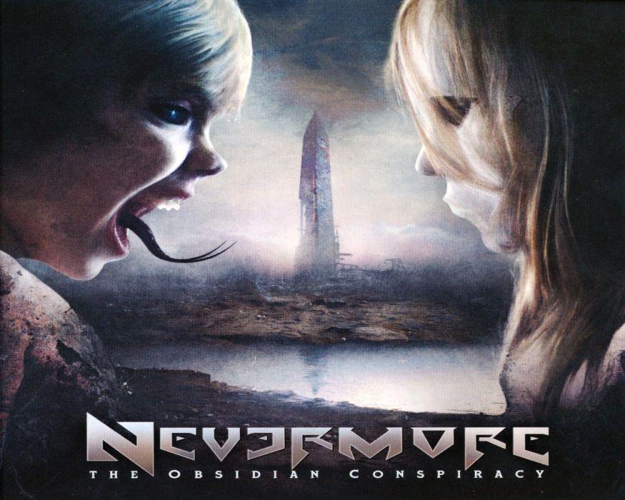 NEVERMORE progressive thrash power metal heavy (4) wallpaper