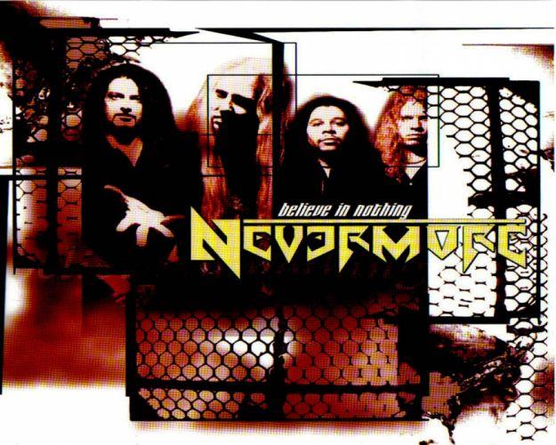 NEVERMORE progressive thrash power metal heavy (15) wallpaper