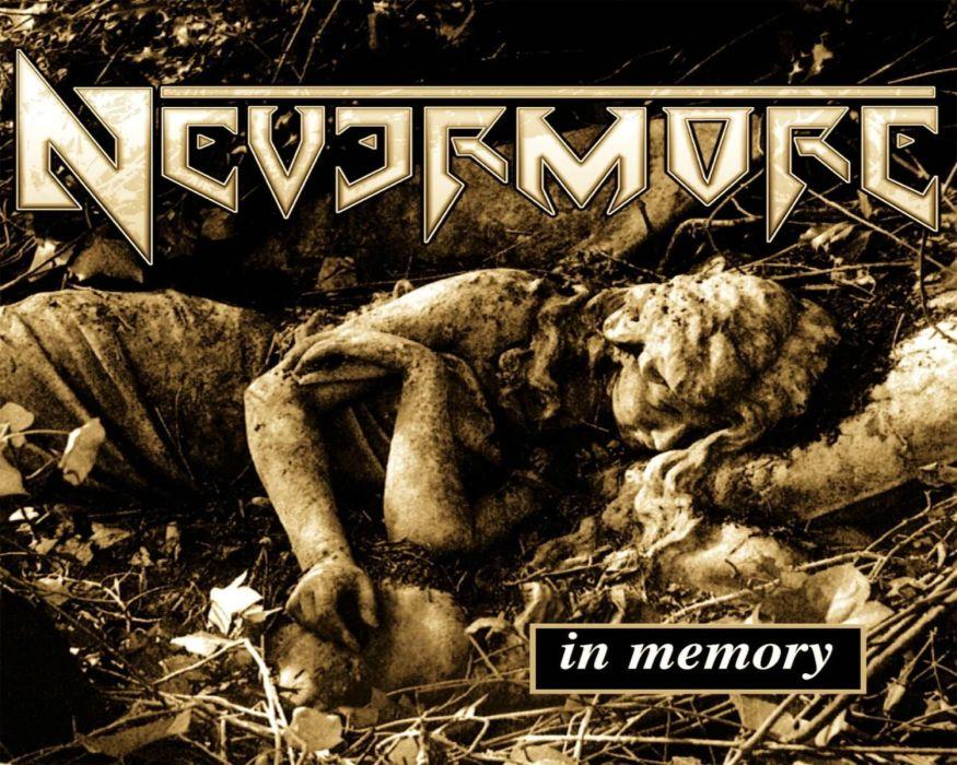 NEVERMORE progressive thrash power metal heavy (13) wallpaper