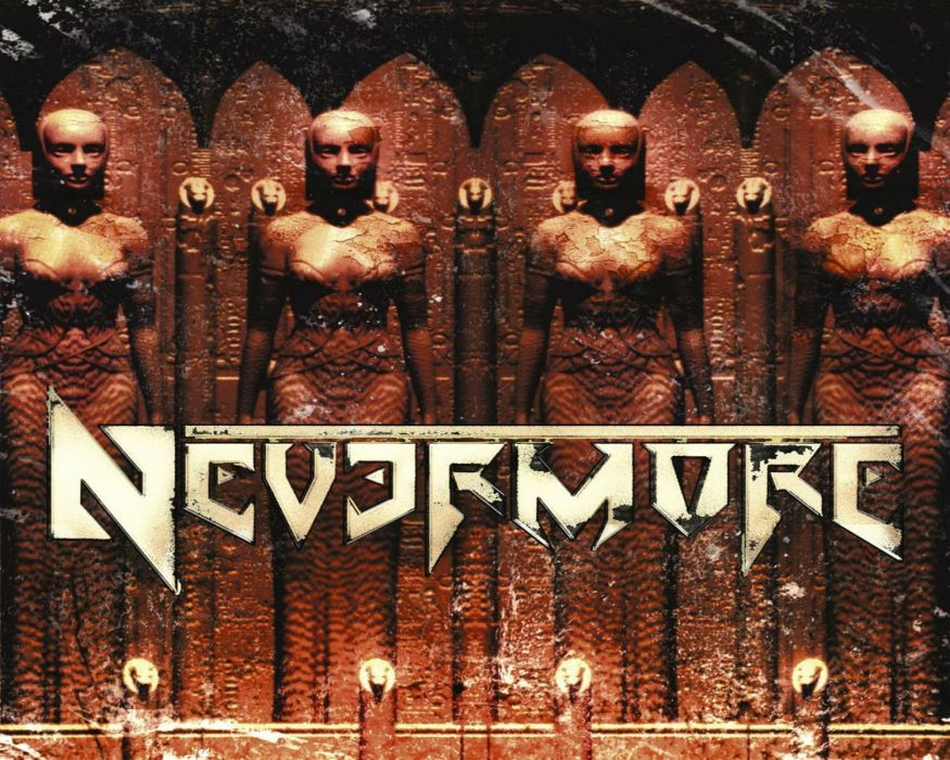 NEVERMORE progressive thrash power metal heavy (9) wallpaper