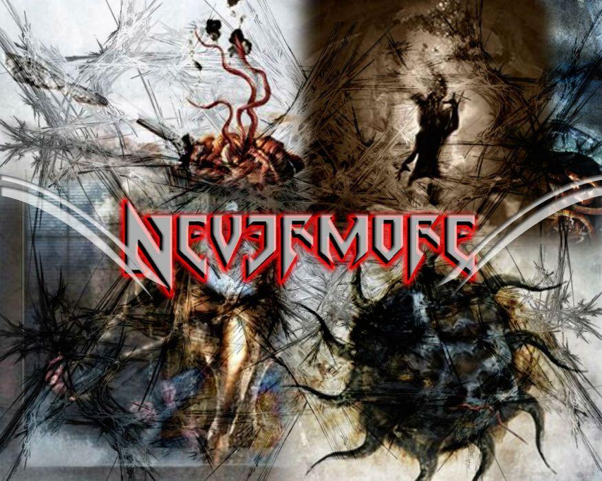 NEVERMORE progressive thrash power metal heavy (12) wallpaper