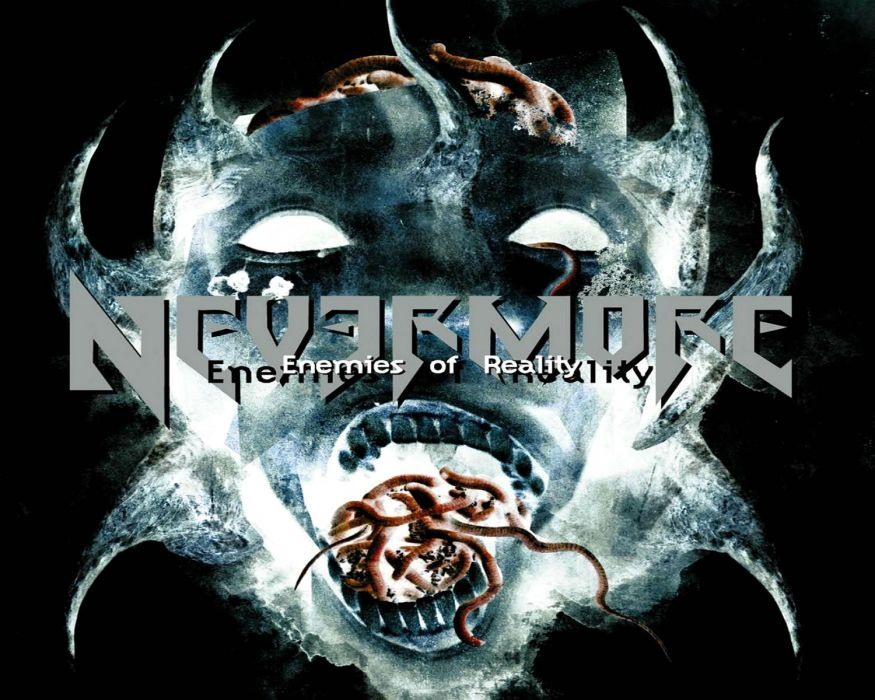 NEVERMORE progressive thrash power metal heavy (10) wallpaper