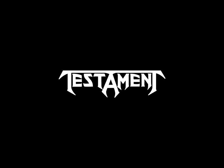 TESTAMENT thrash metal heavy (7) wallpaper
