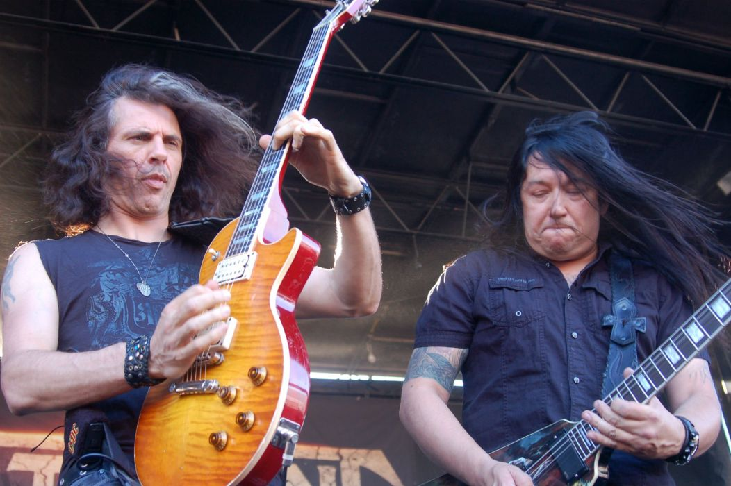 TESTAMENT thrash metal heavy (12) wallpaper