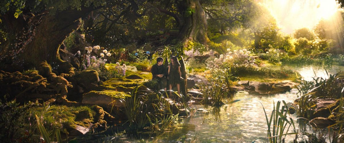 MALEFICENT fantasy disney action adventure family snow white (13) wallpaper