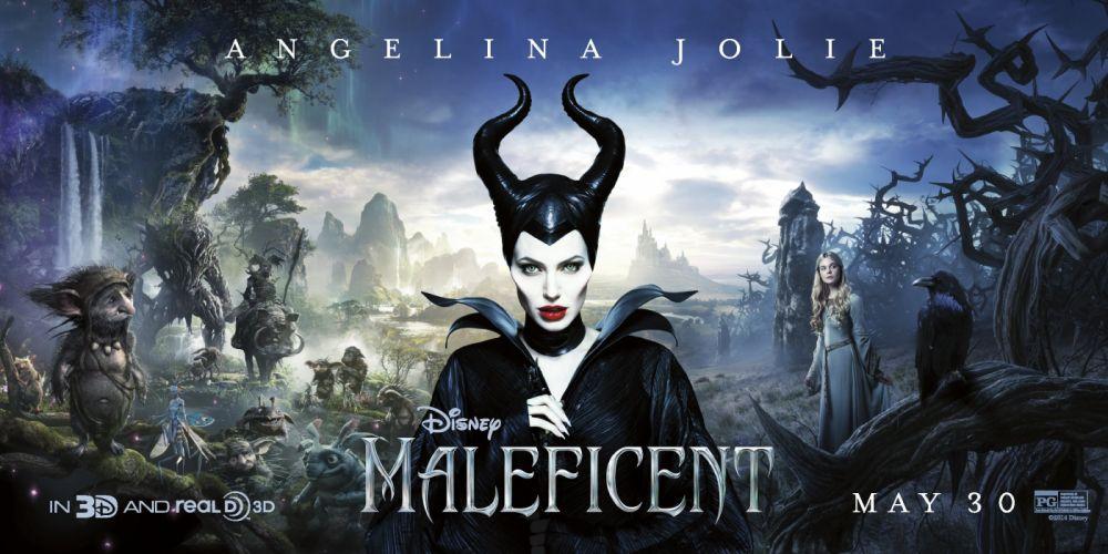 MALEFICENT fantasy disney action adventure family snow white (26) wallpaper