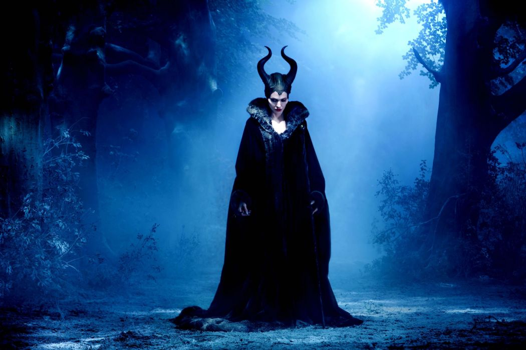 MALEFICENT fantasy disney action adventure family snow white (32) wallpaper