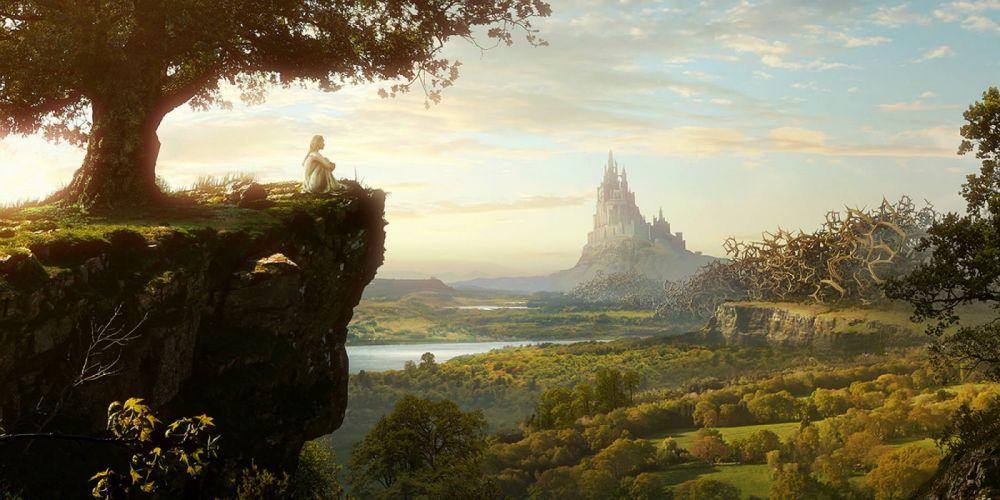 MALEFICENT fantasy disney action adventure family snow white (38) wallpaper