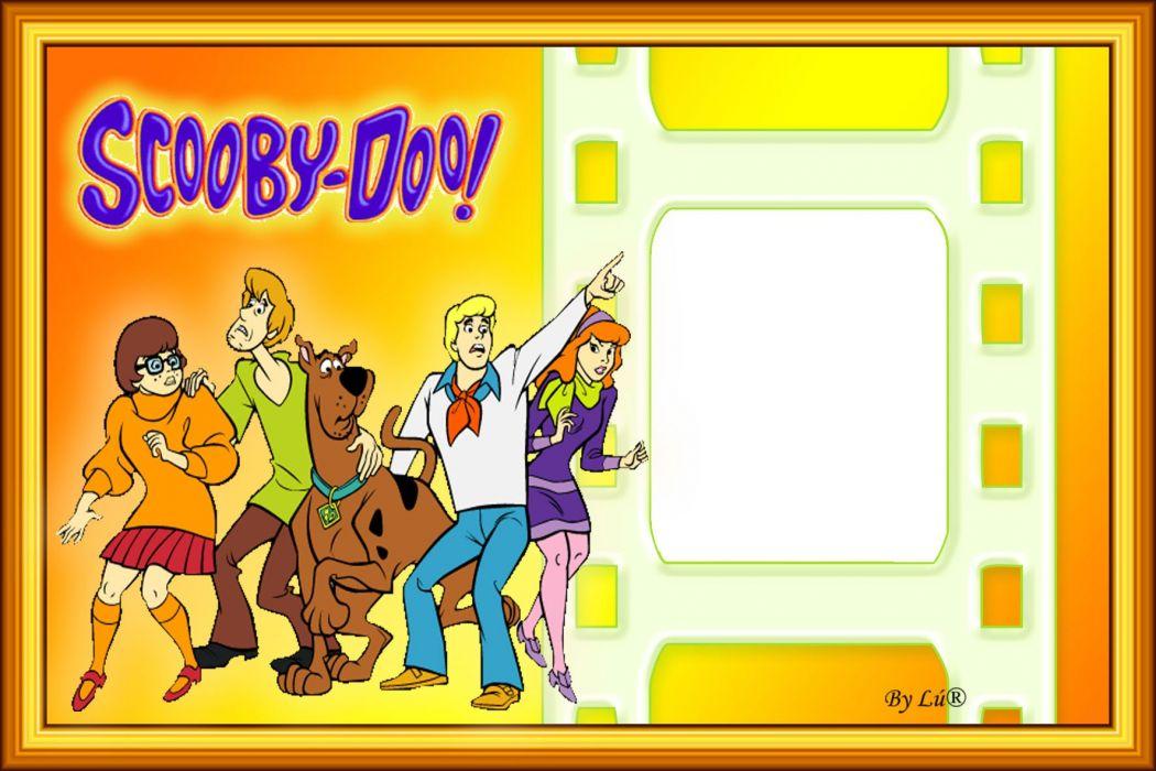 SCOOBY DOO adventure comedy family cartoon (57) wallpaper