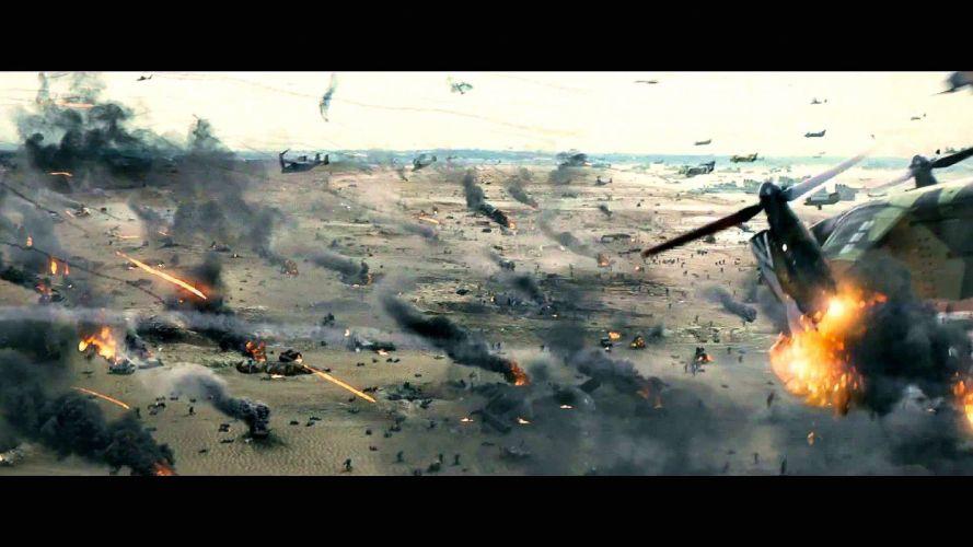 EDGE OF TOMORROW action sci-fi warrior (16) wallpaper