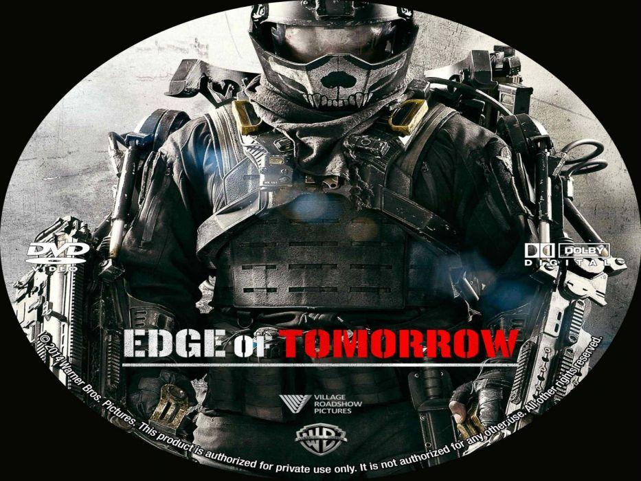 EDGE OF TOMORROW action sci-fi warrior (15) wallpaper
