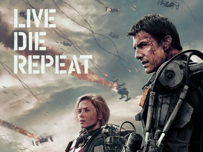 EDGE OF TOMORROW action sci-fi warrior (39) wallpaper
