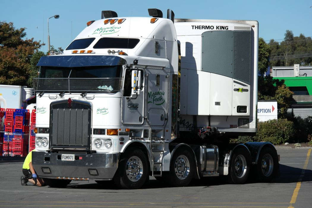 Kenworth K108 wallpaper