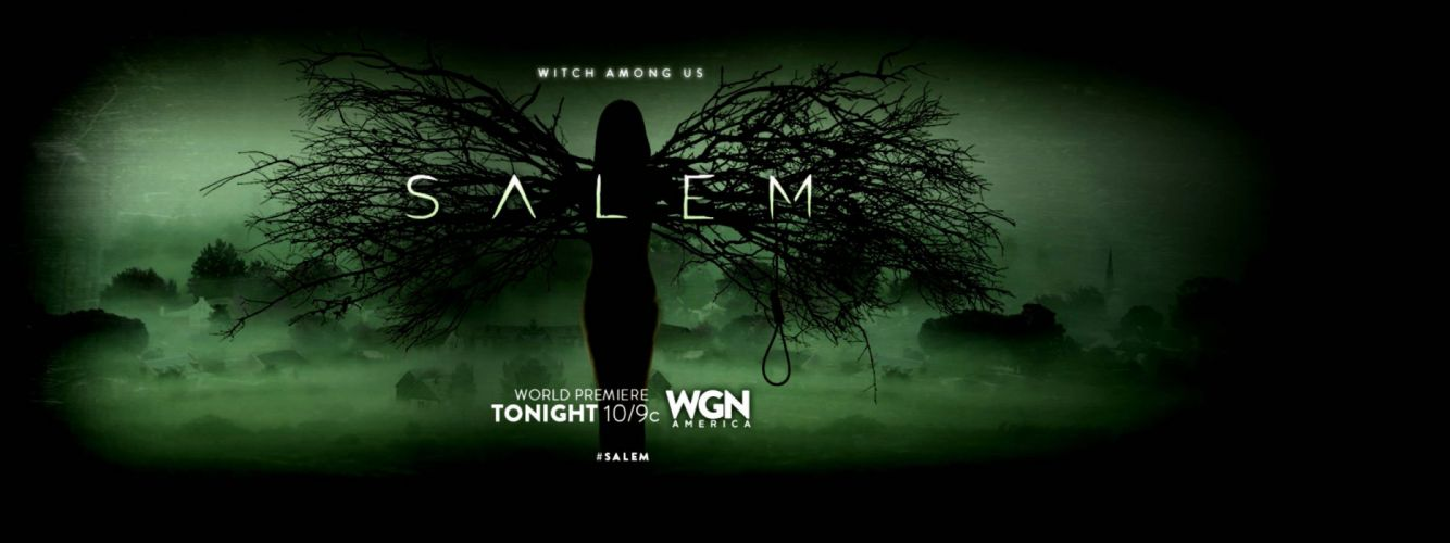 SALEM drama thriller fantasy dark witch history series television (38) wallpaper