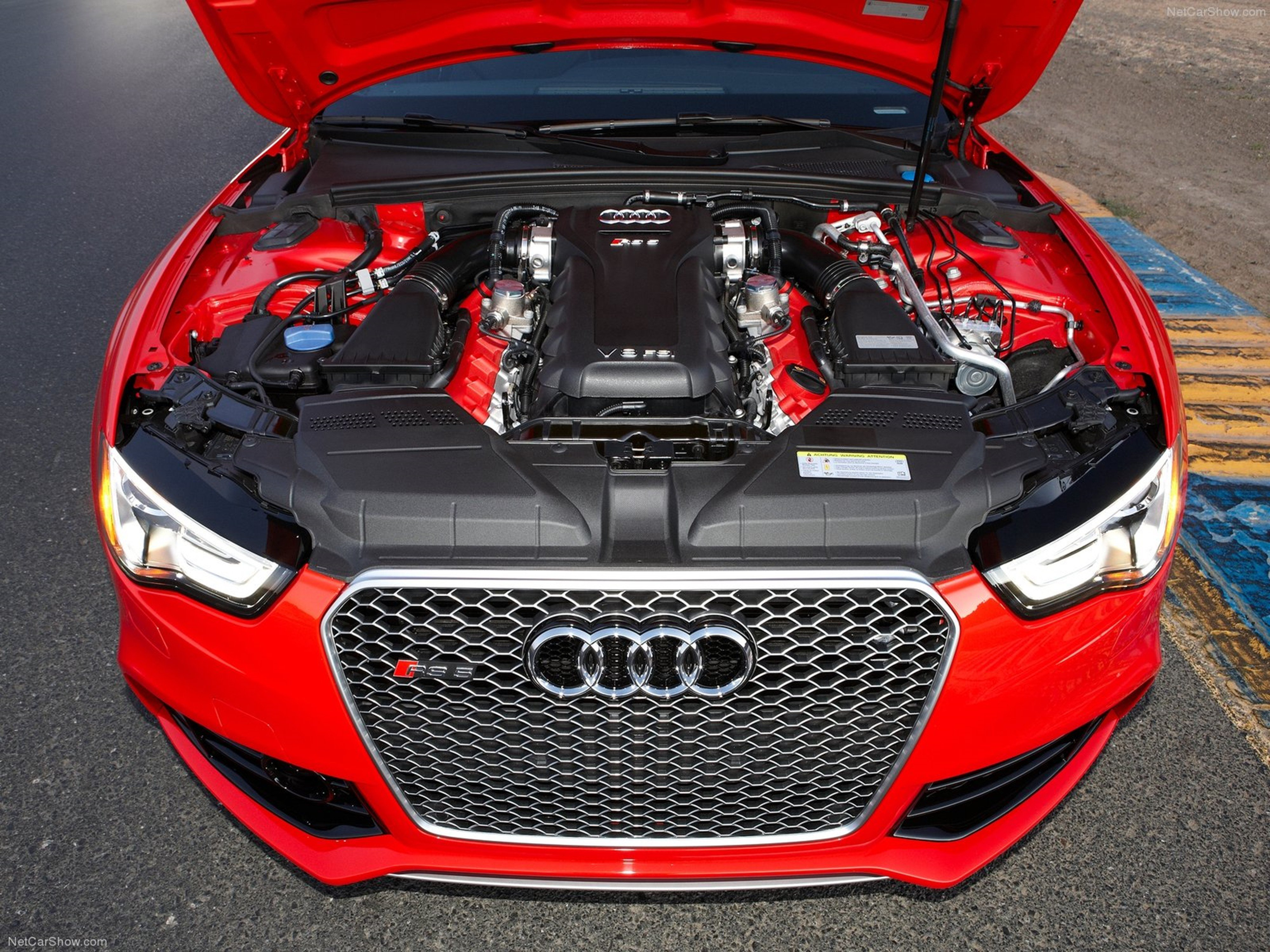 wallpapers engine car audi - photo #27