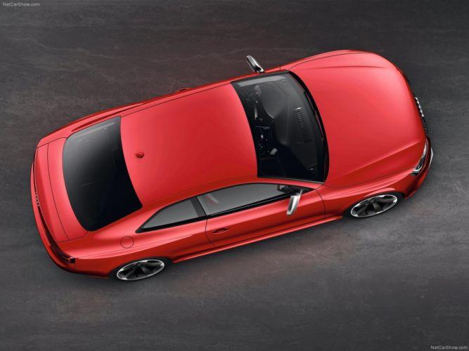 Audi RS5 2012 supercar sport car Germany sportcar wallpaper 4000x3000 red wallpaper