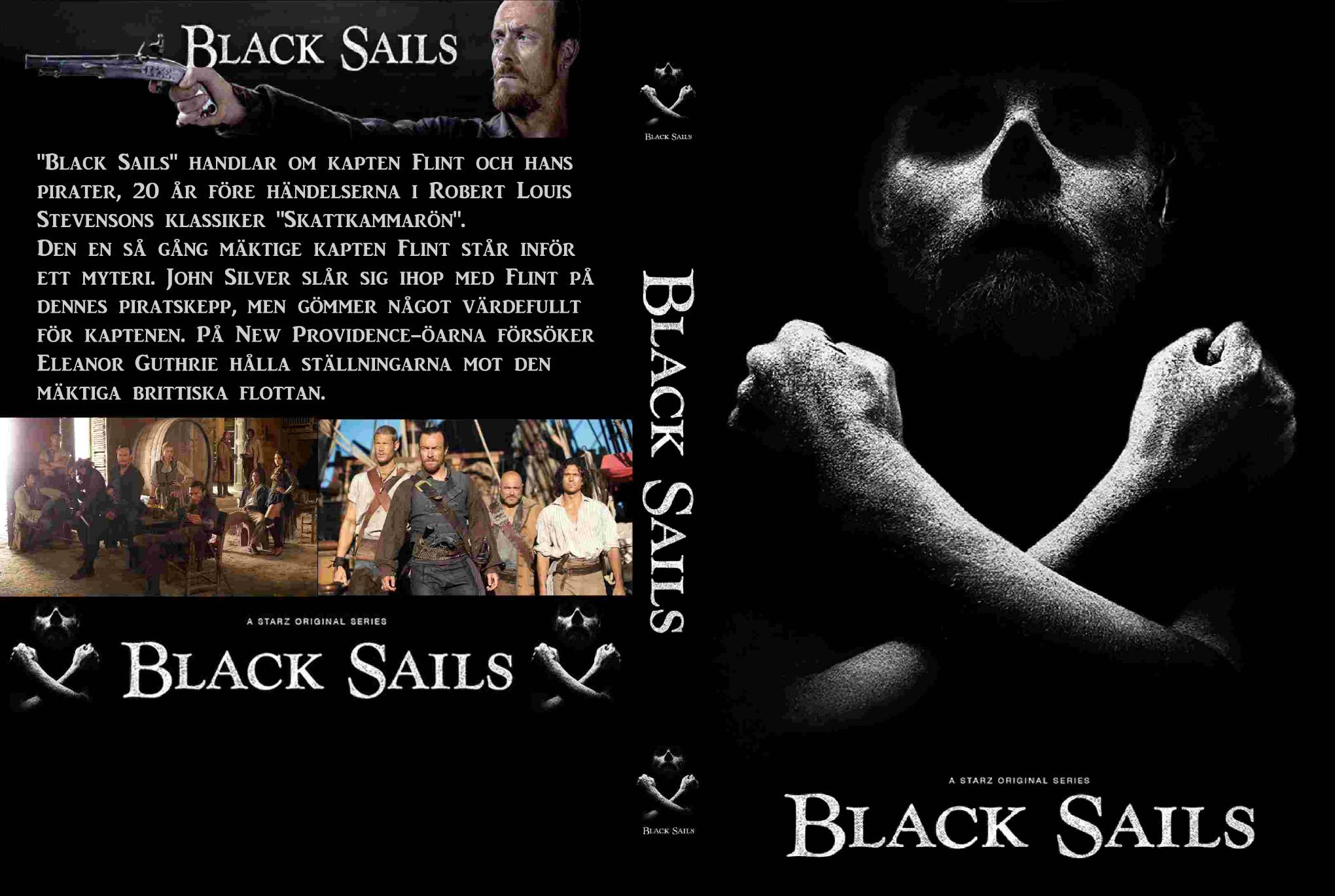black sails tj scott