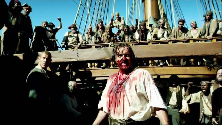 BLACK SAILS adventure drama fantasy series television pirates pirate starz (23) wallpaper