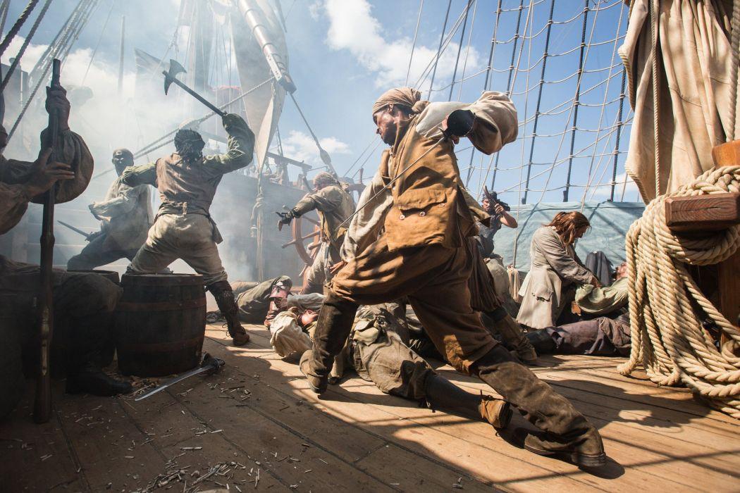BLACK SAILS adventure drama fantasy series television pirates pirate starz (28) wallpaper