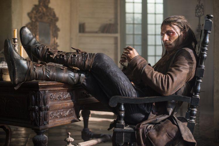 BLACK SAILS adventure drama fantasy series television pirates pirate starz (30) wallpaper