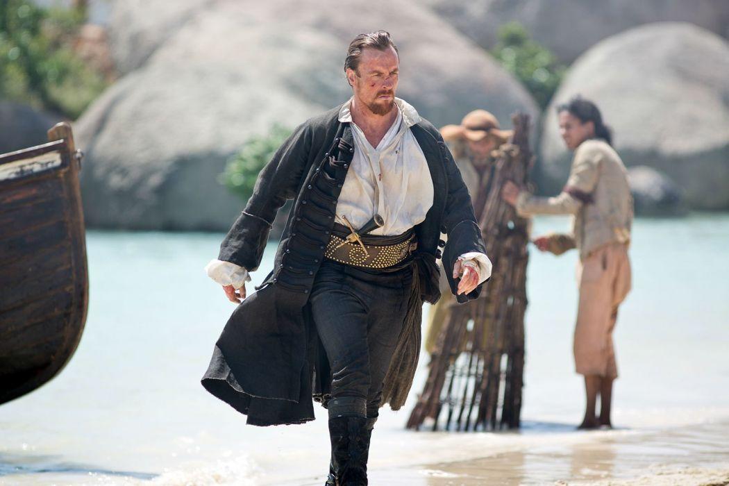 BLACK SAILS adventure drama fantasy series television pirates pirate starz (39) wallpaper